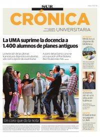 Crónica Universitaria 19-01-2016