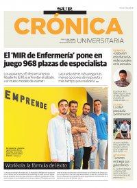 Crónica Universitaria 02-02-2016
