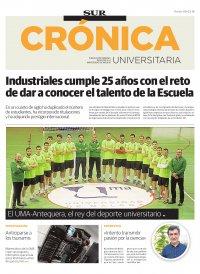 Crónica Universitaria 09-02-2016