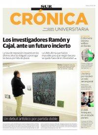 Crónica Universitaria 16-02-2016