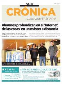 Crónica Universitaria 23-02-2016