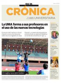 Crónica Universitaria 01-03-2016