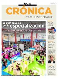 Crónica Universitaria 08-03-2016