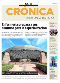 Crónica Universitaria 15-03-2016