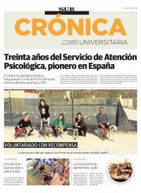 Crónica Universitaria 29-03-2016