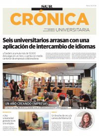 Crónica Universitaria 05-04-2016