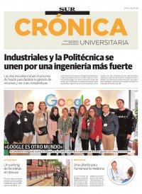 Crónica Universitaria 12-04-2016