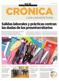 Crónica Universitaria 26-04-2016
