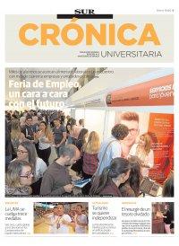 Crónica Universitaria 10-05-2016