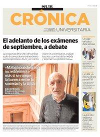 Crónica Universitaria 17-05-2016