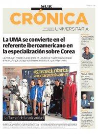 Crónica Universitaria 15-11-2016