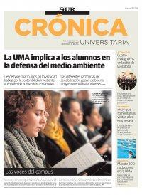 Crónica Universitaria 13-12-2016