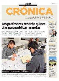 Crónica Universitaria 24-01-2017