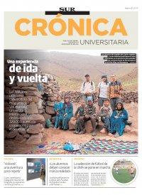 Crónica Universitaria 31-01-2017