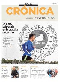 Crónica Universitaria 14-02-2017