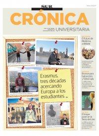 Crónica Universitaria 14-03-2017