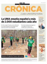 Crónica Universitaria 25-04-2017