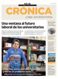 Crónica Universitaria 09-05-2017